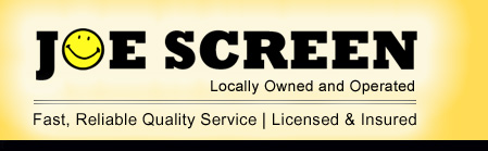 Joe's Screen Repair Service